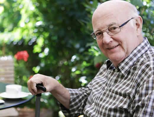 enjoying retirement due to viatical settlement